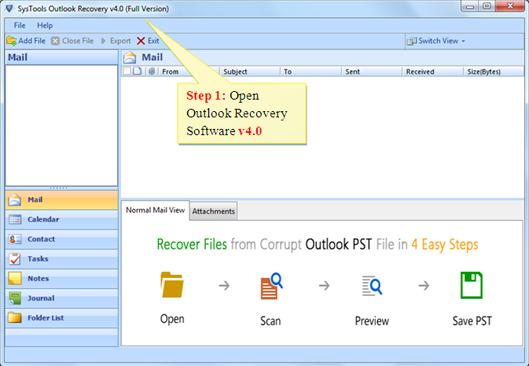 Fixing Outlook 2007